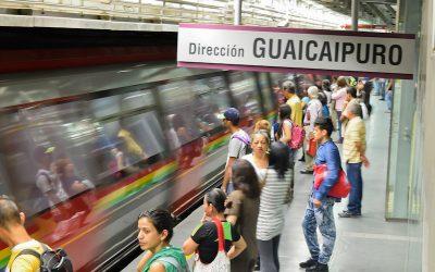 Metro Los Teques aumentó la flota de trenes en líneas 1 y 2