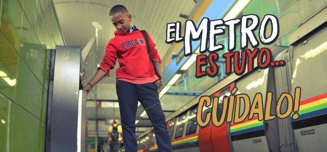 El Metro es Tuyo