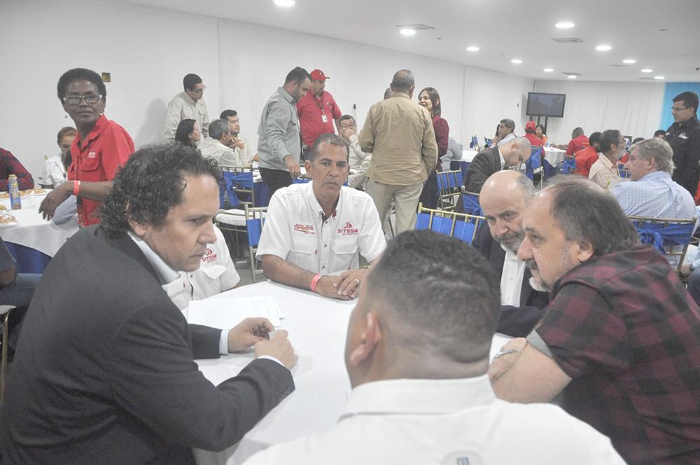 Se crean alianzas estratégicas durante 1er Encuentro Ferroviario Nacional