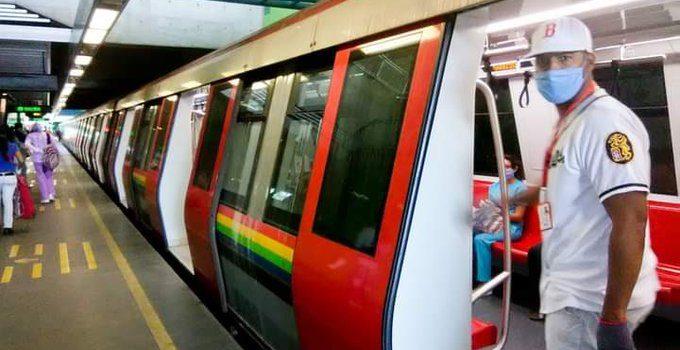 Mes de septiembre registra el mayor número de movilizados en Metro Los Teques