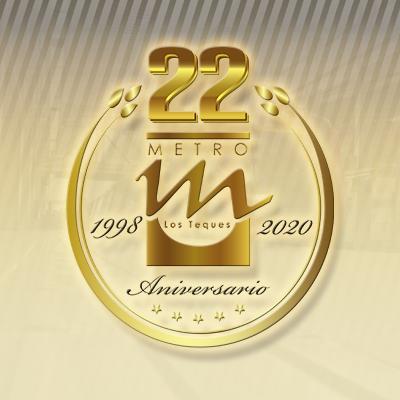 Aniversario Metro